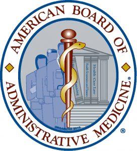 Administrative Medicine Board Certification